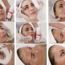 Атравматическая чистка лица