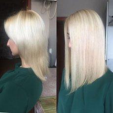 Наращивание волос/коррекция/ботокс