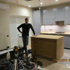 Сборка кухни и мебели ИКЕА. Леруа Мерлен. Столплит