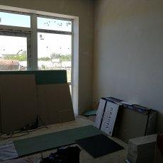 Шпаклёвка + покраска стен в пгт Почтовое