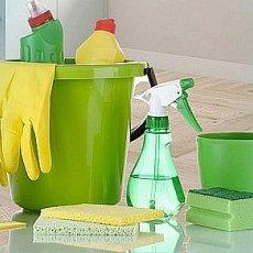 Уборка квартир, домов (мытьё окон)