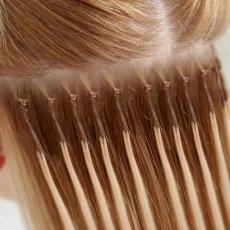 Наращивание волос. Выезд на дом