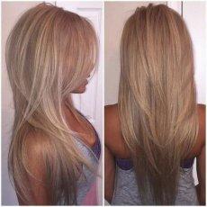 Наращивание волос с выездом к вам