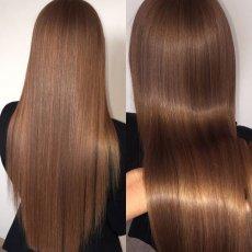 Наращивание волос/ Коррекция/ Снятие/ Ботокс/ Кератин