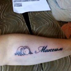 Татуаж, татуировки