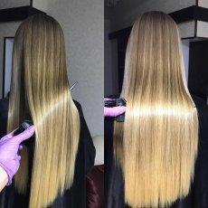 Ботокс для волос и кератиновое выпрямление