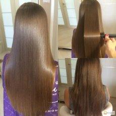 Ботокс для волос, кератиновое выпрямление