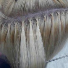 Наращивание волос 24 часа. Наращивание капсульное