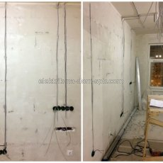 Электрик, замена электропроводки, ремонт квартир
