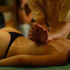 Профессиональный ручной и Баночный массаж с выездом