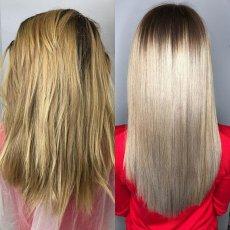 Ботокс, кератиновое выпрямление, биопластика волос