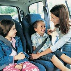 Автоняня для двоих детей