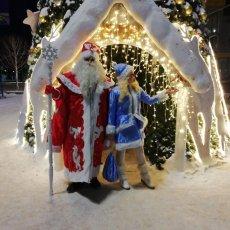 Дед Мороз и Ко на дом, в офис, на корпоратив