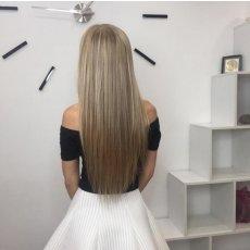 Био наращивание волос