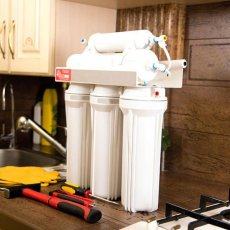 Установка и обслуживание фильтров для воды