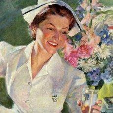 Медсестра в ночное время