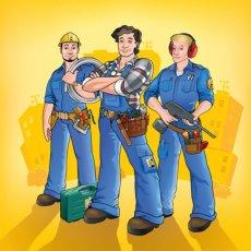 Организации требуются рабочие строительных специальностей