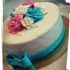 Свадебный торт капкейки на заказ