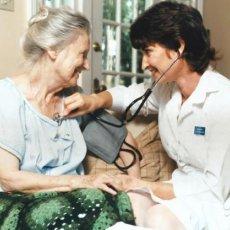 Услуги по уходу за больными и пожилыми людьми