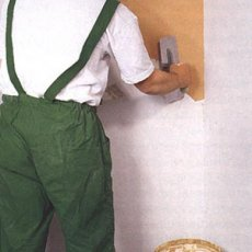 Малярные работы, шпаклевка и штукатурка стен