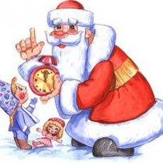 Заказ Деда Мороза в Хабаровске