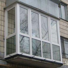 Остекление балконов и лоджий в Омске
