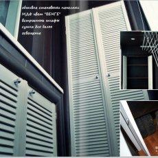 Остекление и отделка лоджий и балконов