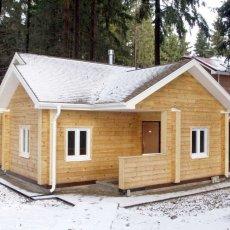 Строительство бань в Омске