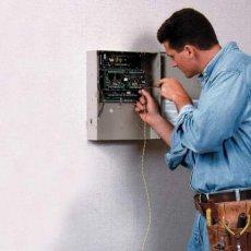 Монтаж систем сигнализации и домофонов