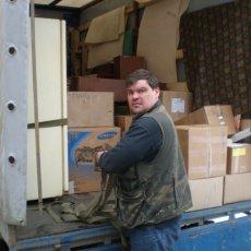 Заказать Газель перевезти мебель  вещи доставка грузов Москва центр область