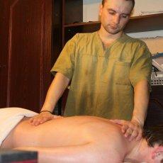 Выезд массажиста на дом