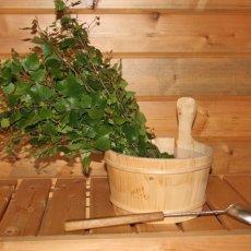 Деревянная отделка внутри и снаружи