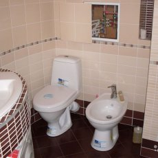 Сантехнический ремонт в ванной комнате