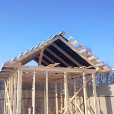 Бригада плотников предлагает услуги