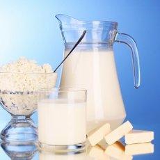 Доставка молочной продукции
