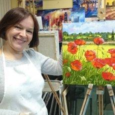 Мастер-классы по живописи
