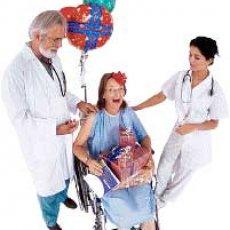 Сиделка по уходу за больными и пожилыми людьми