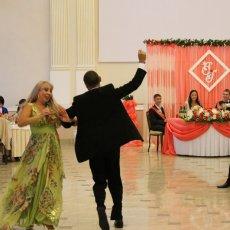 Тамада с программой на русском и татарском языке