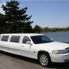 Заказ белого лимузина
