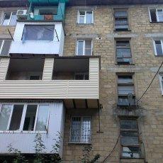 Остекление и расширение балконов