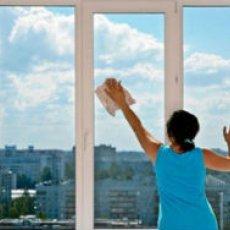 Мытье окон, балконов и лоджий