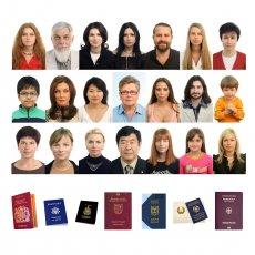 Фото на визы и документы выезд Москва и Рублёвка
