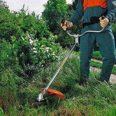 Покос травы и благоустройство территории
