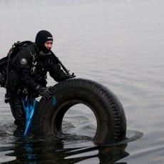 Поиск и подъем затонувших вещей