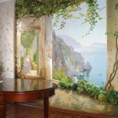 Эксклюзивная роспись стен в квартирах и домах