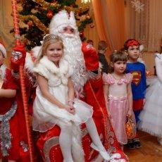 Деда Мороз и Снегурочка на дом! 450 РУБ.