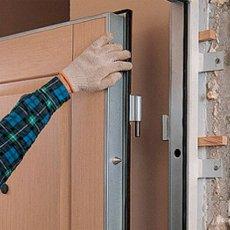 Демонтируем двери