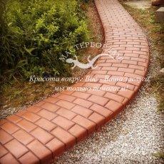 Садовые дорожки любой формы