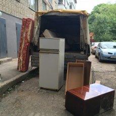 Вывоз старой мебели, быт.техники и др.ненужных вещей на свалку