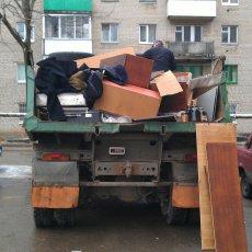 Очистка от хлама квартир, дач, домов, гаражей